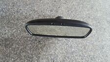 2004 JAGUAR S-TYPE AUTO DIMMING INTERIOR REAR VIEW MIRROR 4R8317E678AA