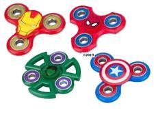 Antsy Labs Marvel Avengers Fidget Spinner LOT OF FOUR (4)! Set