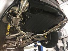 JEEP SRT 6.4L GT HAUS BIMODAL HI PERFORMANCE 3'' CAT BACK EXHAUST SYSTEM.