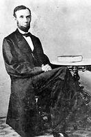 "New 5x7 Civil War Photo: President Abraham Lincoln in 1863, ""Honest Abe"""