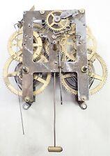 Antique Ingraham Kitchen Clock Movement Parts Repair