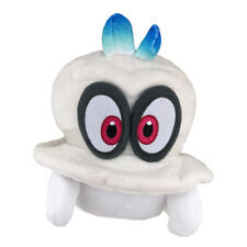 "Cappy Super Mario Odyssey Plush Toy Stuffed Animal Tiara  Bonneter Figure 8"""