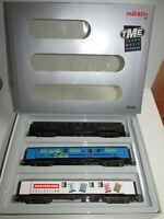 Märklin 84189 Wagen-Set TME Trans Music Express mit 3 Personenwagen OVP Spur H0