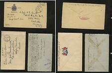 Canada   3  war   covers           KL0714