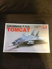 Vintage Idea New Grumman F-14A Tomcat Us Navy Fighter 1:72 Scale Idea Model Kit