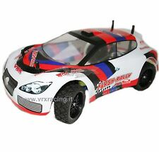 FLASH RALLY EBD 1:16 ON ROAD MOTORE ELETTRICO SPAZZOLE RC370  2.4 4WD RTR VRX