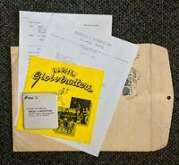 1968 HARLEM GLOBETROTTERS Meadowlark Lemon Press Release Record Personal Tape!
