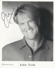 JOHN TESH-ORIGINAL AUTOGRAPHED PHOTO