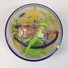Perplexus Original 3D Maze Brain Teaser Puzzle Ball Labyrinth Globe Game Toy