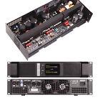 2 Channel Rack Mount Professional Power Amplifier 2100 Watts Tulun play TIP600