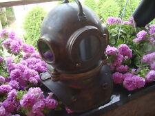 Original russian Soviet 3-bolt Diving Helmet(escafandra,casque) made in 1977
