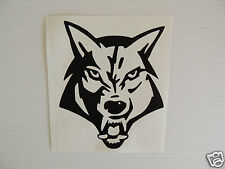 2 X Timberwolf Chipper logo Stickers/Decals Large & Small Chainsaw/Forestry use