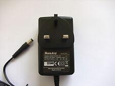Genuino Original HuntKey HKA01212010-4C Adaptador De Fuente De Alimentación 12V 1A