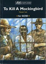 Letts Explore Literature Guide For GCSE (HSC) TO KILL A MOCKINGBIRD Harper Lee