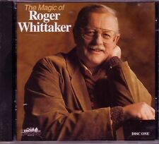 ROGER WHITTAKER Magic HEARTLAND CD Anthology DANNY BOY ONE DAY AT TIME Rare