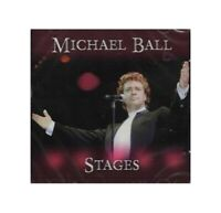 Michael Ball - Stages - Michael Ball CD XEVG The Fast Free Shipping
