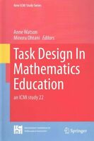 Task Design in Mathematics Education: An ICMI Study 22: 2015 by Springer...