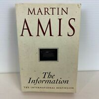 The Information by Martin Amis Paperback Book