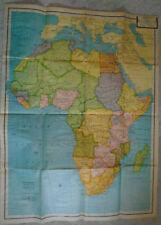 Antique African Maps Atlases 1960 1969 Date Range Ebay