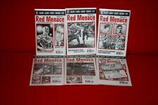 Wildstorm Comics  Red Manace 1 thru 6   VVF/NM