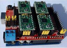 UNO R3 + CNC SHIELD V3 + 4 Pcs A4988 DRIVERS