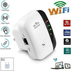 Amplificateur de signal Wifi Répéteur Routeur Répéteur Sans Fil Booster
