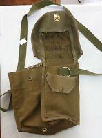Vintage Military bag Over the shoulder style