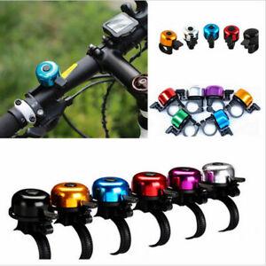 Sporting Good Loud Sound Bicycle Bike Bell Ring Horn Cycling Handlebar Alarm