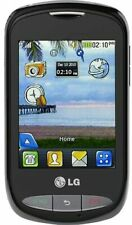 NEW LG 800G - Black (TracFone) Prepaid Camera Touch Cell Phone Smartphone