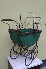 Dachbodenfund Puppenwagen alt antik um 1900 zum restaurieren
