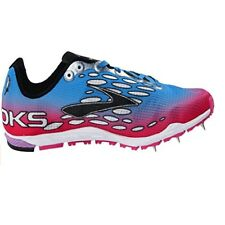Brooks Mach 14 Track Spike Running Shoe Women's US size 7 track shoes