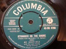 ACKER BILK . STRANGER ON THE SHORE  ( THEME FROM BBC TV SERIES ) 1961