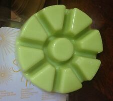 Partylite Lemon Lime Macaroon wax scented melts tray Scents Plus 40% discount