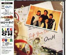 Ouch - Life goes on - Japan CD - NEW - 15Tracks