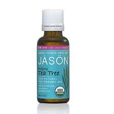 Jason Organique Purifiant Huile Arbre à thé 30ml - Pas de Parabens,