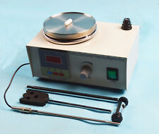 85 2 Magnetic Stirrer With Heating Plate Mixer Stir Bar Desktop For Lab210001