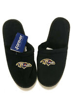 Forever Collectibles Baltimore Ravens Men's House Slippers Official NFL Product