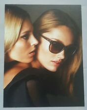 """GUCCI SUNGLASS IMAGE COUNTERCARD MAGNETIC POSTER LARGE SIZE 14.2"""" X 11"""""""
