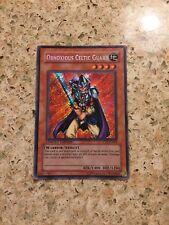 Yugioh Obnoxious Celtic Guard CT1-EN006 Secret rare Mint