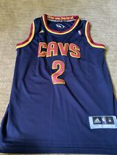 KYRIE IRVING CLEVELAND CAVALIERS #2 JERSEY Mens M