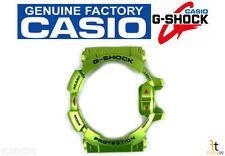 CASIO G-Shock G'Mix GBA-400-3BV Original Green Rubber BEZEL Case Shell
