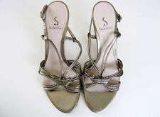 Sachi High (3 in. and Up) Leather Special Occasion Heels for Women