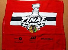 2013 CHICAGO BLACKHAWKS RALLY TOWEL STANLEY CUP FINAL