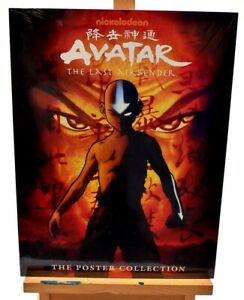 Avatar: The Last Airbender The Poster Collection 20 Posters Rare NEW Sealed R28