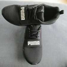 PUMA Wired Mens Running Shoes - Black - 11 uk