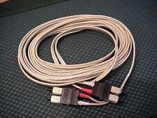 5M SC-SC Fiber Optic Cable Duplex M/M SC to SC NEW!