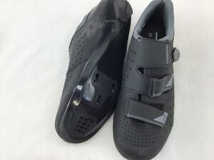 Women's Shimano RP3W Gray Road Cycling Shoes Euro 43 K1312