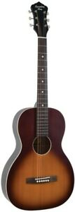 Recording King RPS-9-TS Dirty 30s Series 9 Single 0 Acoustic Guitar in Sunburst