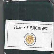 Belgie / 2012 / 2 Euro / Proof / Queen Elisabeth