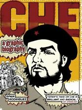 CHE: A GRAPHIC NOVEL by Spain Rodriguez (2008, Verso) 1st Print Paperback NEW